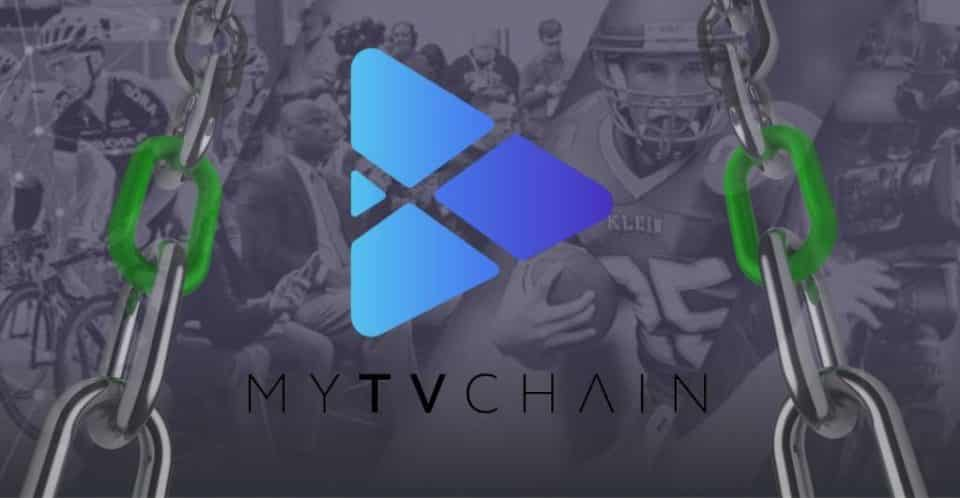 MyTVchain Introduced the Sale of MyTVtokens