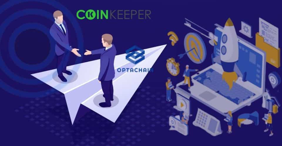 OptaChain Announces to Launch Its IEO