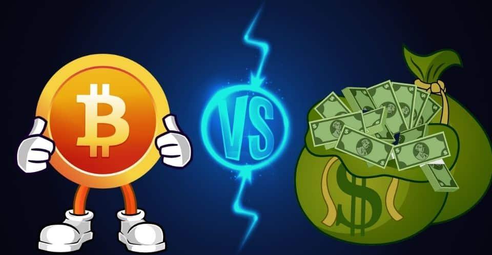 Bitcoin Vs Fiat Currencies: a Comparative Study