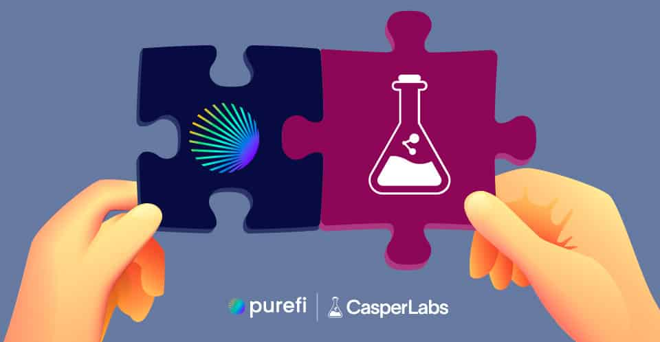PureFi and CasperLabs Sign a Long-Term Technical Partnership